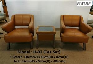 SOFA DA FUTURE MODEL H-02 (TEA SET)