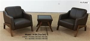 SOFA DA FUTURE MODEL H-04 (TEA SET)