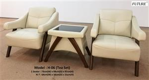 SOFA DA FUTURE MODEL H-06 (TEA SET)