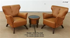 SOFA DA FUTURE MODEL H-08 (TEA SET)