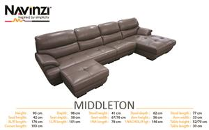 SOFA DA - NAVINZI MIDDLETON