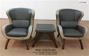SOFA DA FUTURE MODEL H-03 (TEA SET